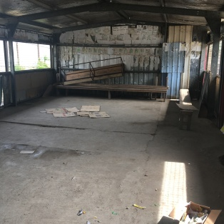 Discontinued old classrooms