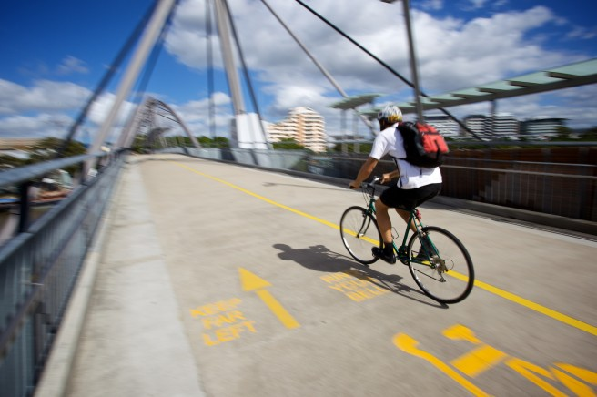 cycling-brisbane